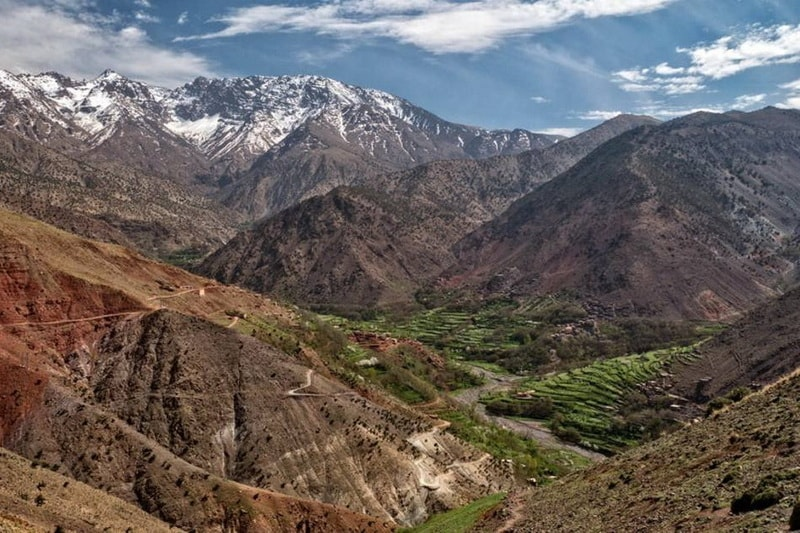 3 day trek in Morocco