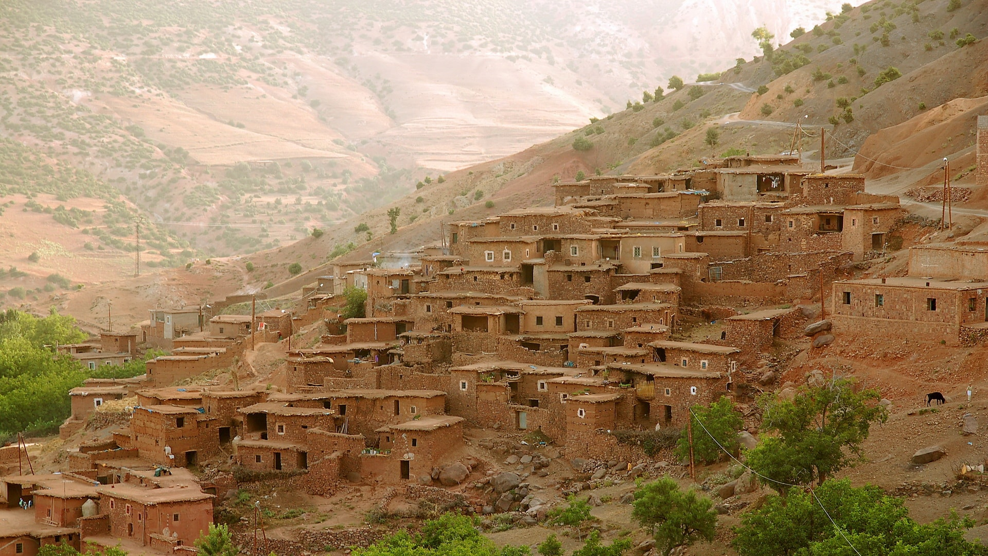 pathfinders treks - 1 day trek from marrakech to atlas mountains