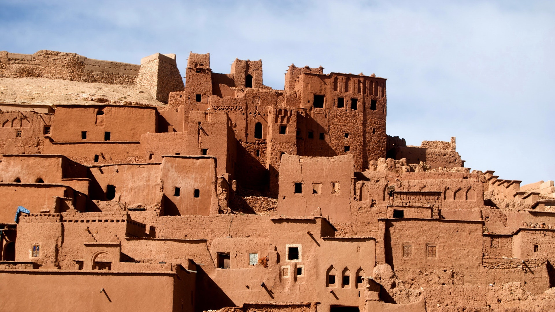 pathfinders-treks - 6 day trek morocco high atlas from marrakech