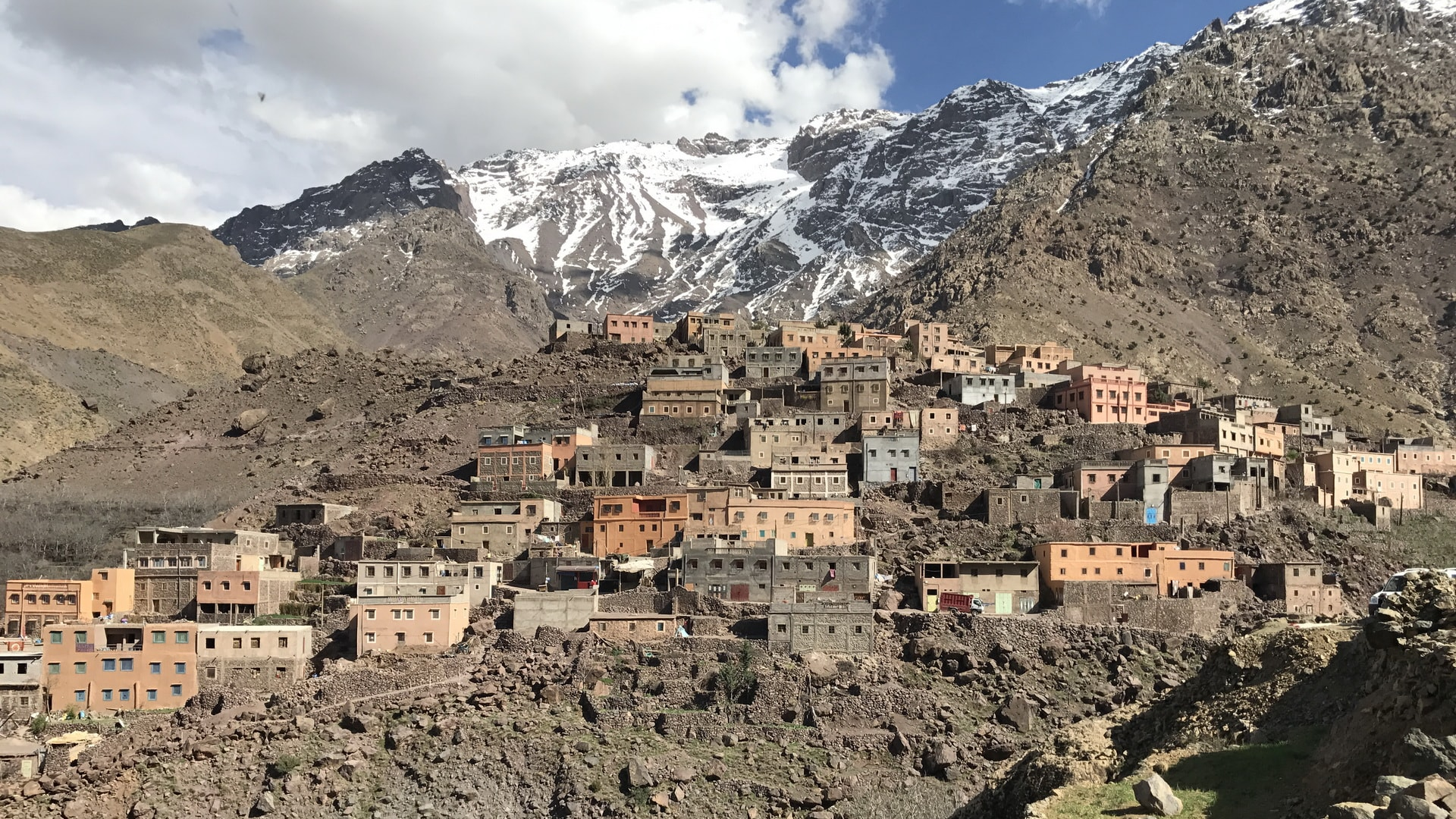 pathfinders treks - 5 day trek mt toubkal via oukaimeden
