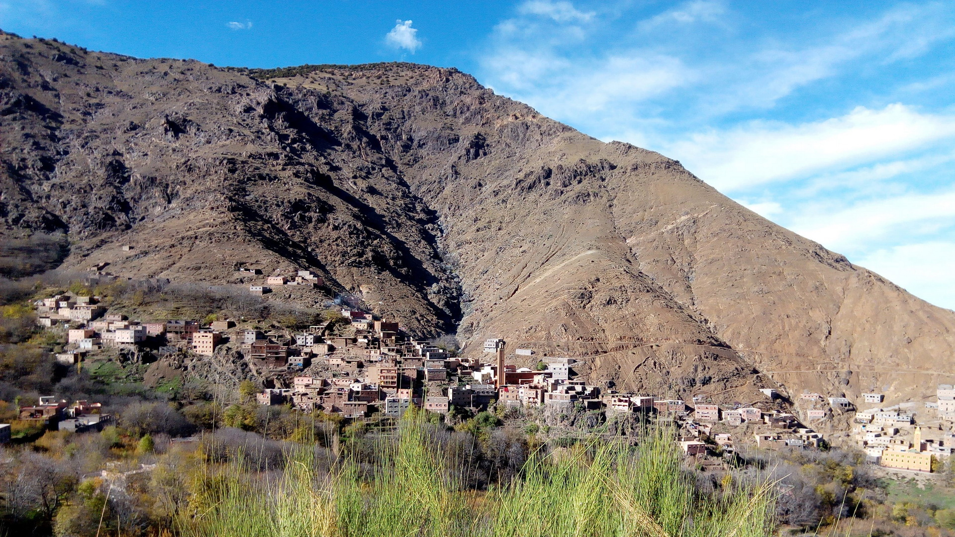 Pathfinders treks - Atlas mountains day trip
