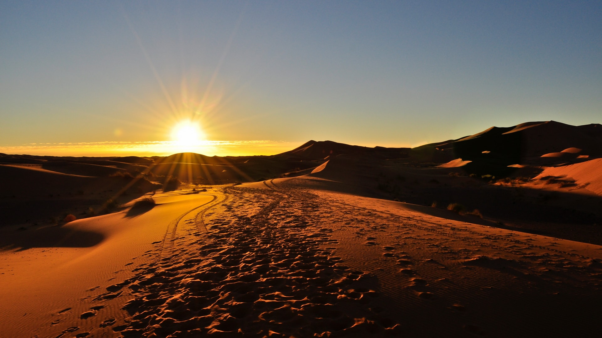 pathfinders treks - desert tour from fez to marrakech