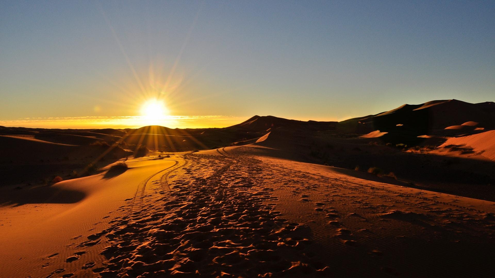 pathfinders treks - desert tour from fez to marrakech