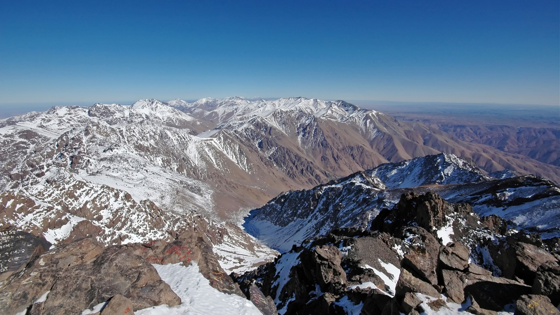 pathfinders treks - exclusive toubkal climb and berber villages 6 day trek
