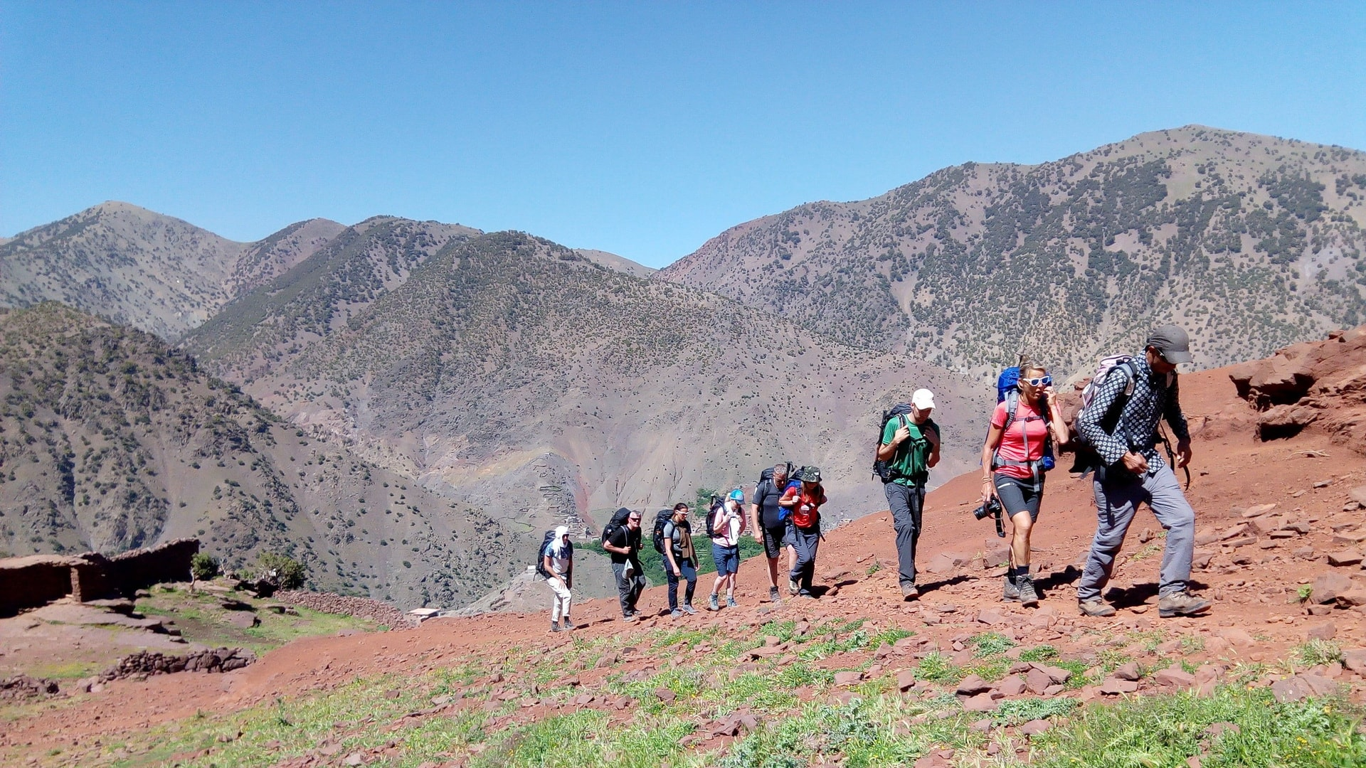 Pathfinders treks - full day trekking in atlas mountains from marrakech