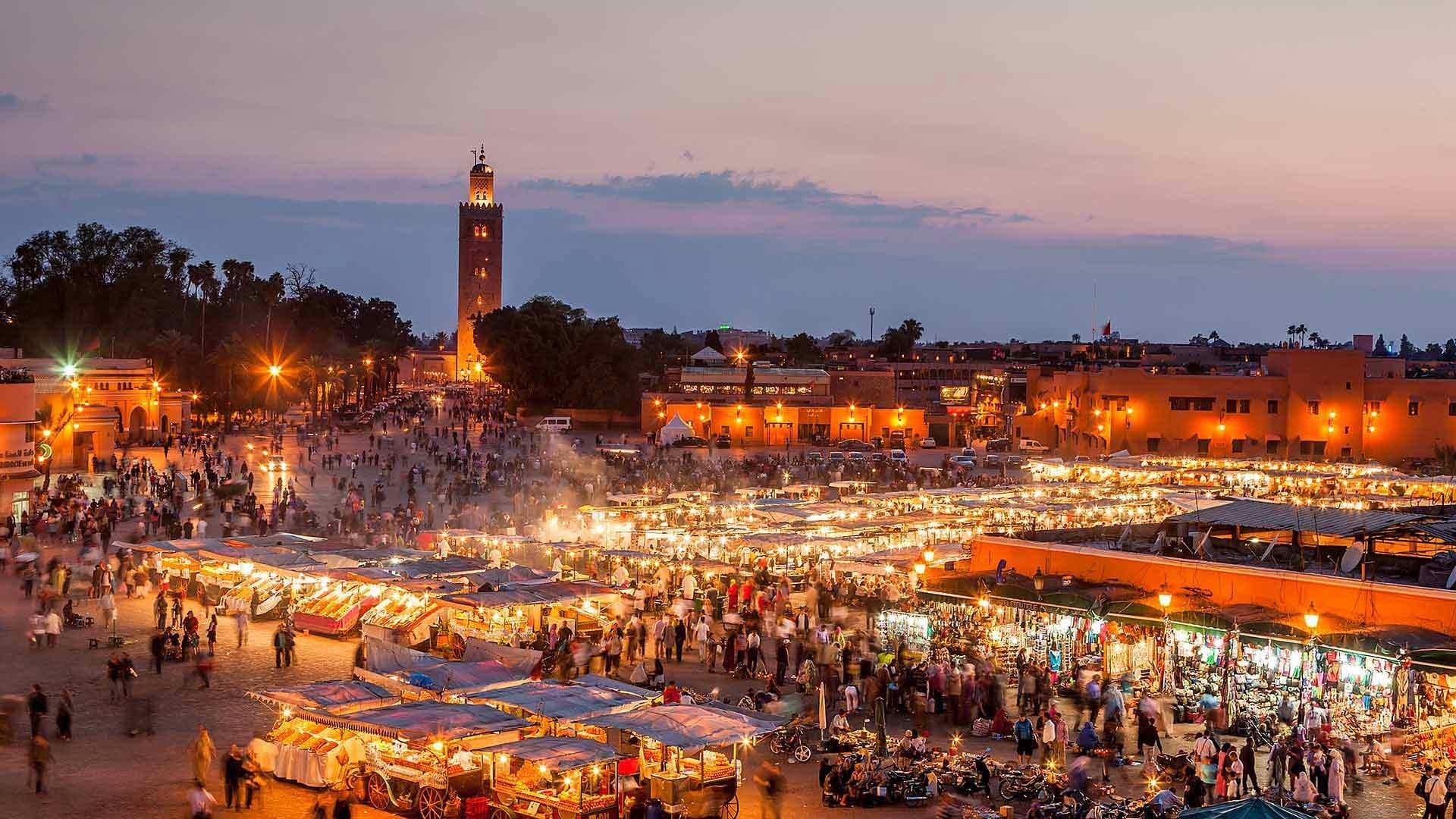 pathfinders treks - marrakech to fes via sahara desert 3 days