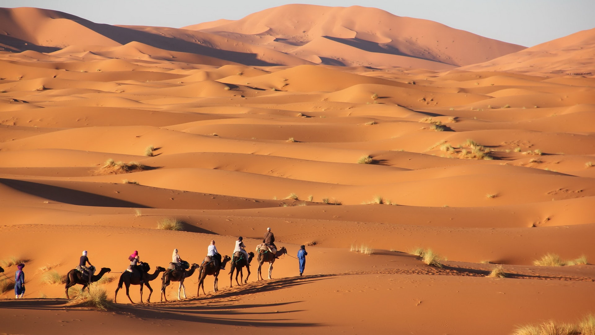 pathfinders treks - morocco sahara desert tour 4 days 3 nights