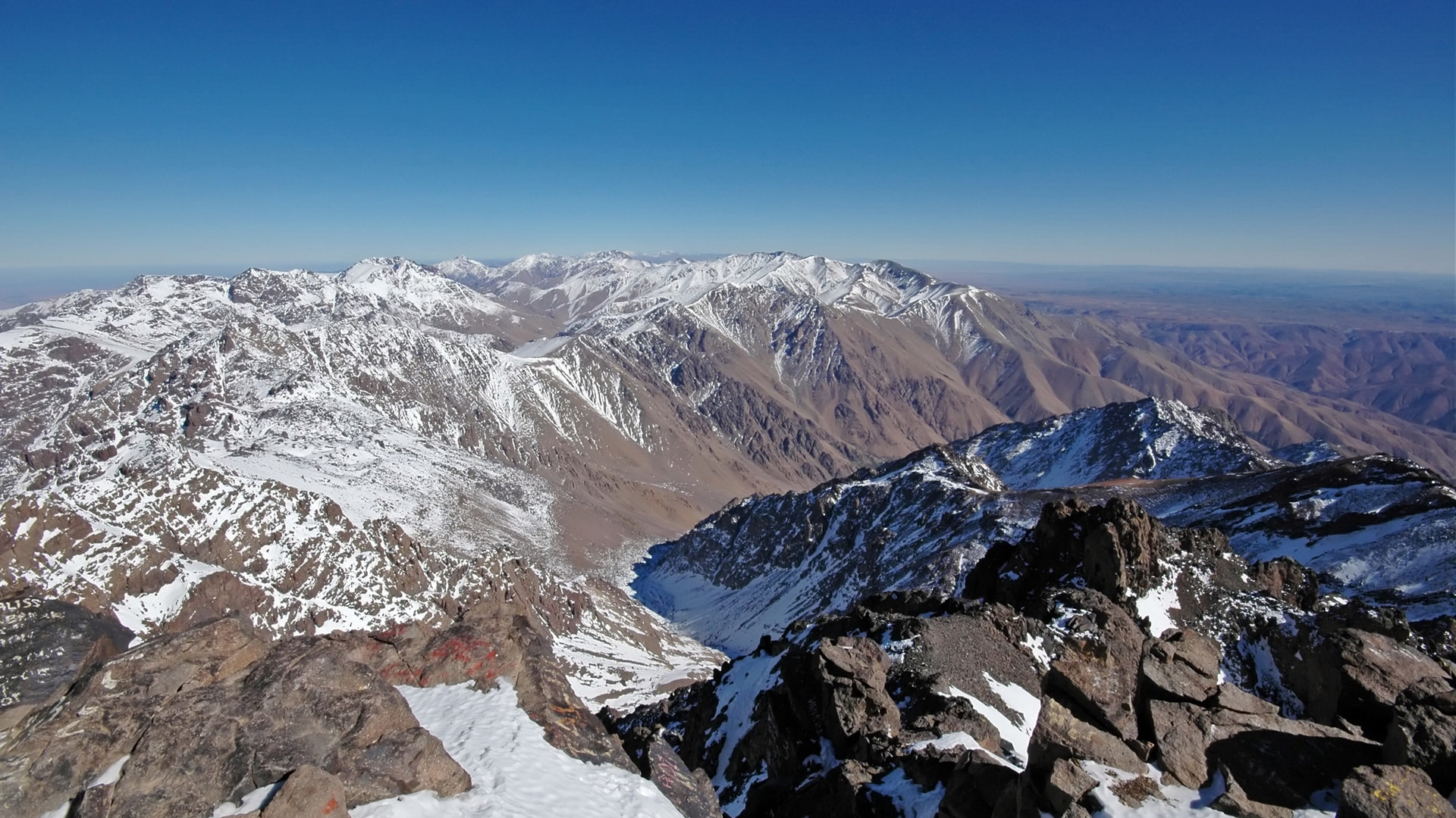 pathfinders treks - mt toubkal circuit 6 days