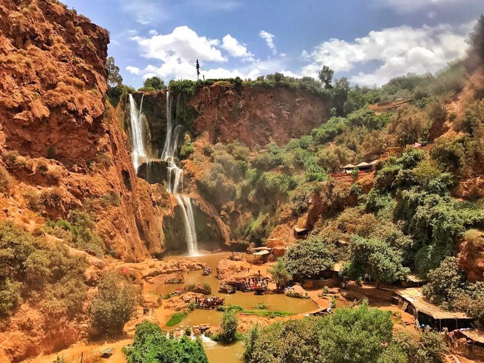 Pathfinders treks morocco - Morocco Hiking