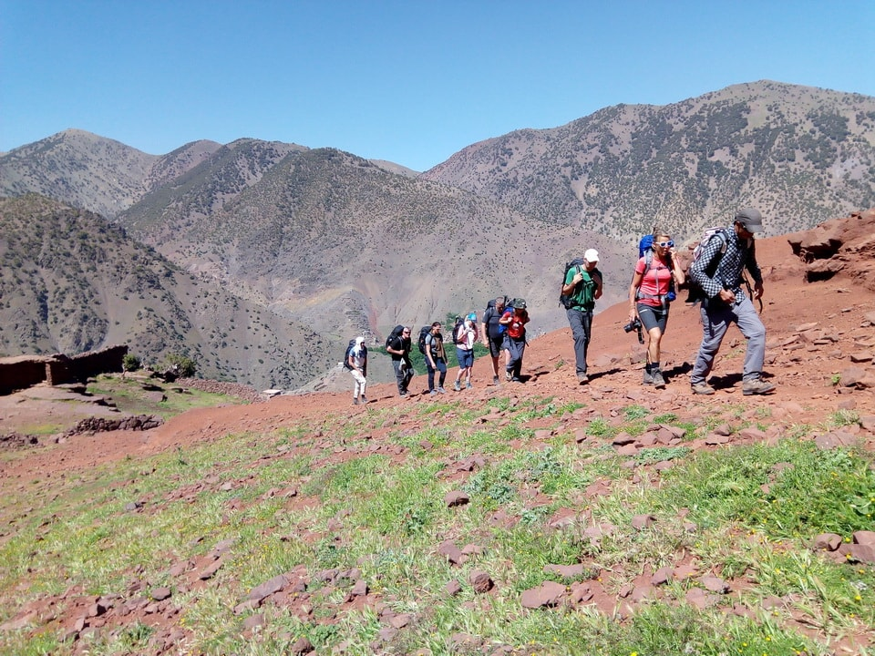 Pathfinders treks morocco - Hiking in Morocco