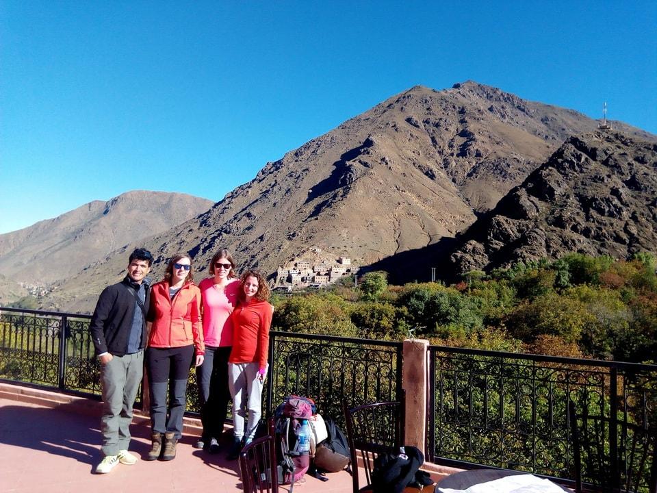 pathfinders treks morocco - Morocco trekking