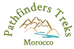 pathfindrers treks - side logo