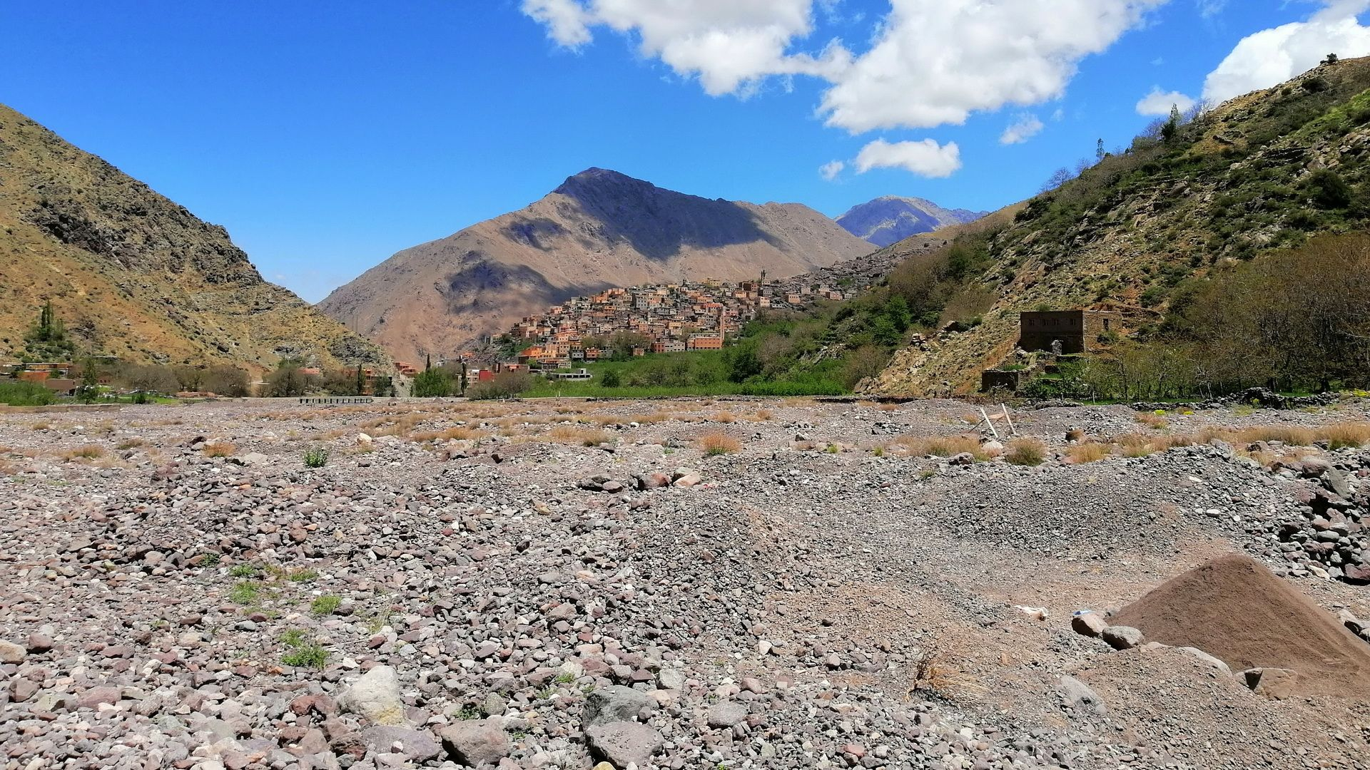 Pathfinders Treks - Oukaimeden and Toubkal National Park trek