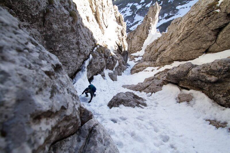 trekking in morocco