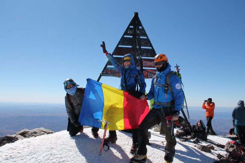 Mount Toubkal summit trek